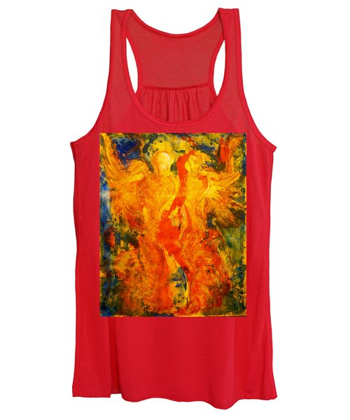 Angels Of Passion Women's Tank Top