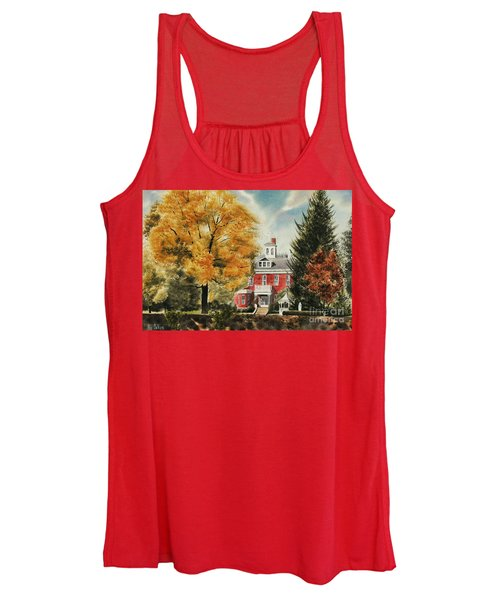Antebellum Autumn Ironton Missouri Women's Tank Top
