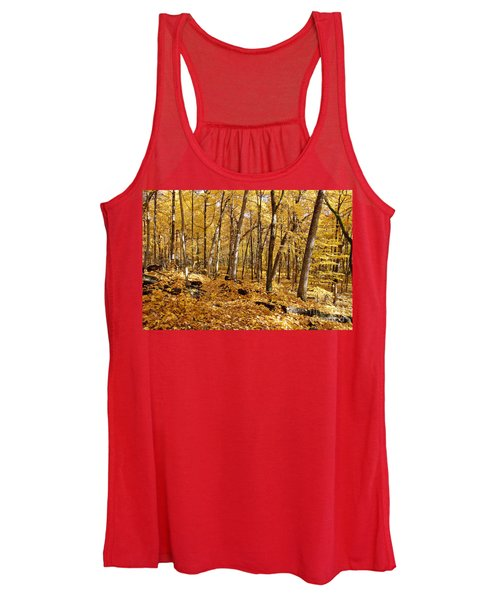 Arboretum Trail Women's Tank Top