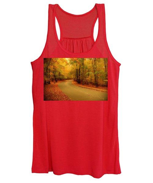Autumn Serenity - Holmdel Park  Women's Tank Top