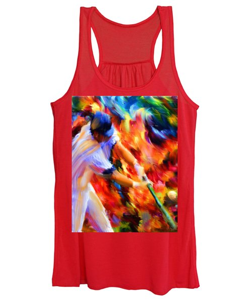 Baseball IIi Women's Tank Top