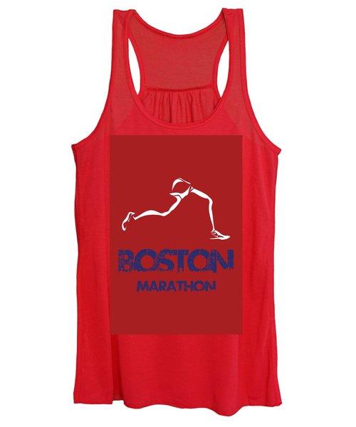 Boston Marathon1 Women's Tank Top