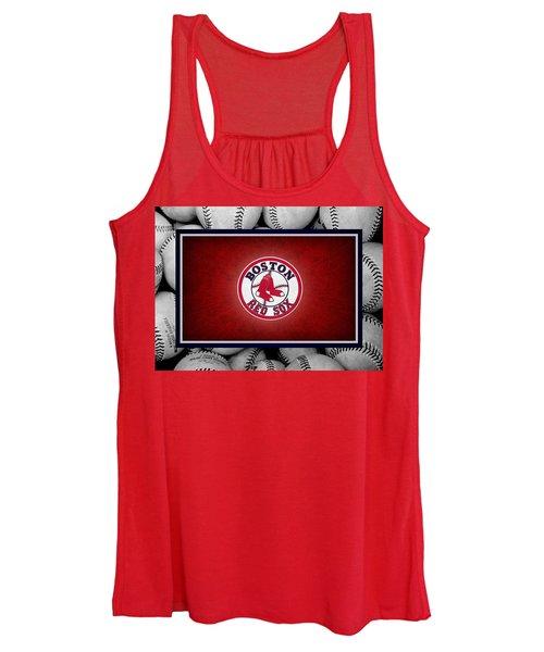 Boston Red Sox Women's Tank Top