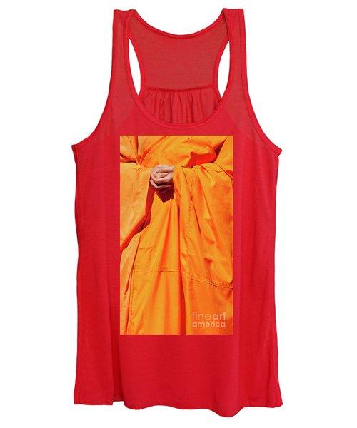 Buddhist Monk 02 Women's Tank Top