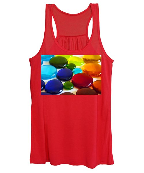 Circles Of Color Women's Tank Top