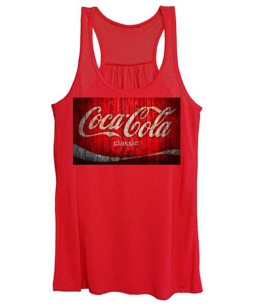 Coca Cola Barn Women's Tank Top