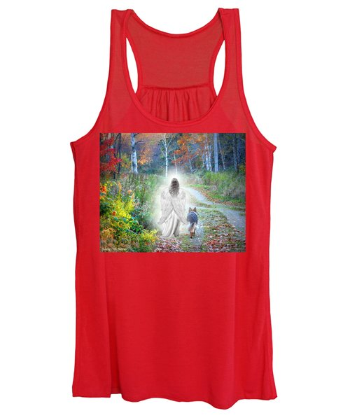 Come Walk With Me Women's Tank Top