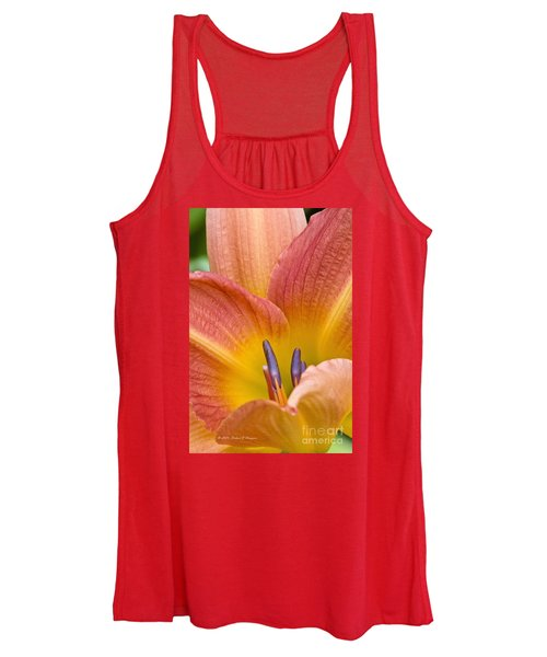 Day Lily  3 Women's Tank Top