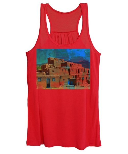 Dreams Of Taos Women's Tank Top