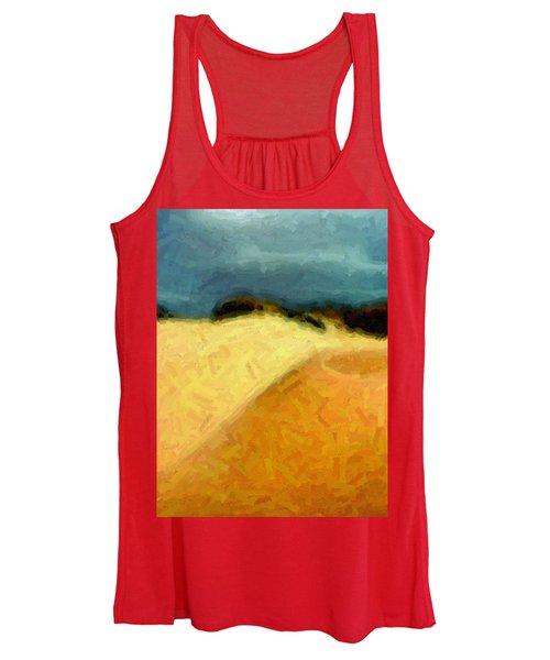 Dunes 1 Women's Tank Top