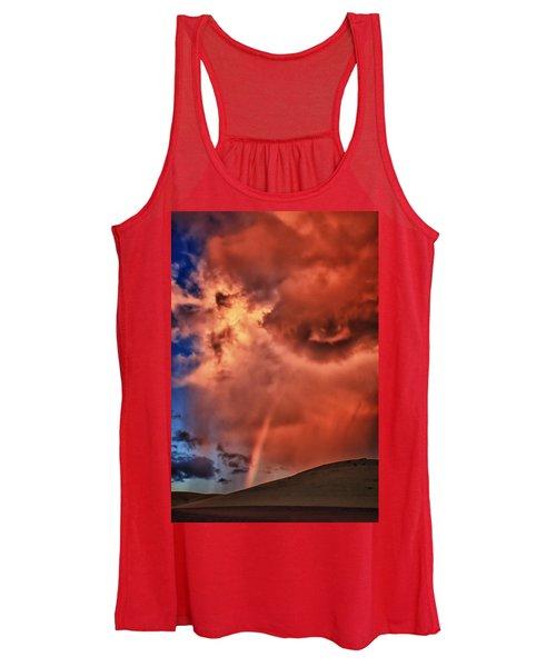 Eye Of The Storm Women's Tank Top