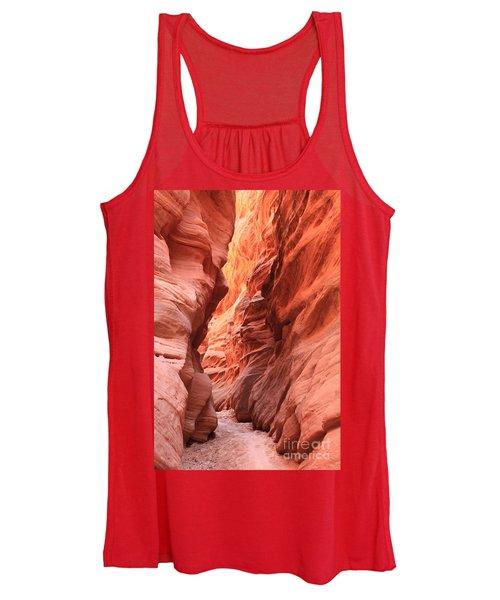 Fiery Narrows Women's Tank Top