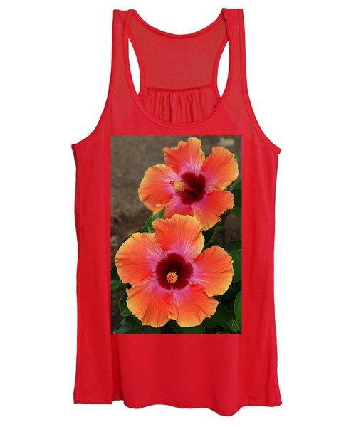 Floral Beauty 2  Women's Tank Top