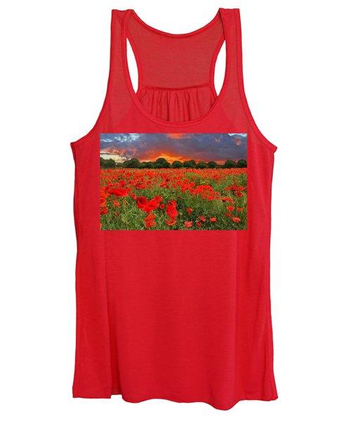 Glorious Texas Women's Tank Top