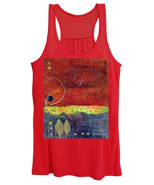 Grounded Women's Tank Top