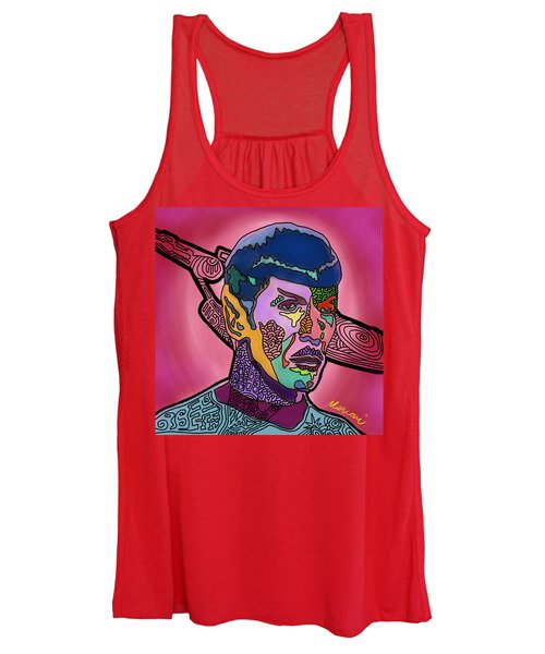 He Lived And Prospered Women's Tank Top