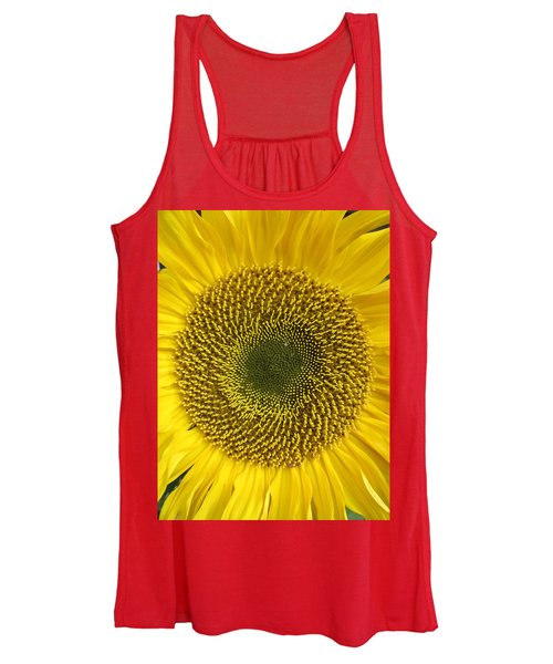Here Comes The Sun.... Women's Tank Top