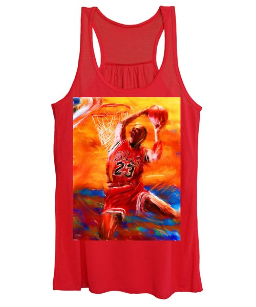 His Airness Women's Tank Top