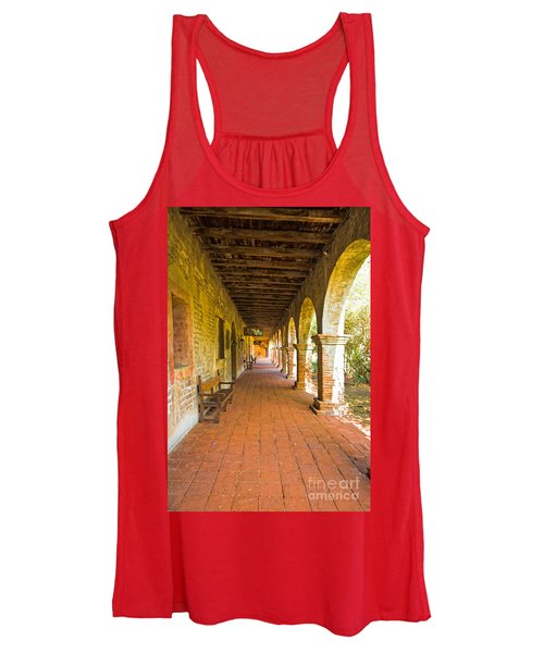 Historical Porch Women's Tank Top
