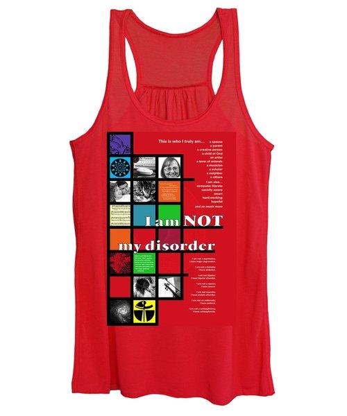I Am Not My Disorder Women's Tank Top