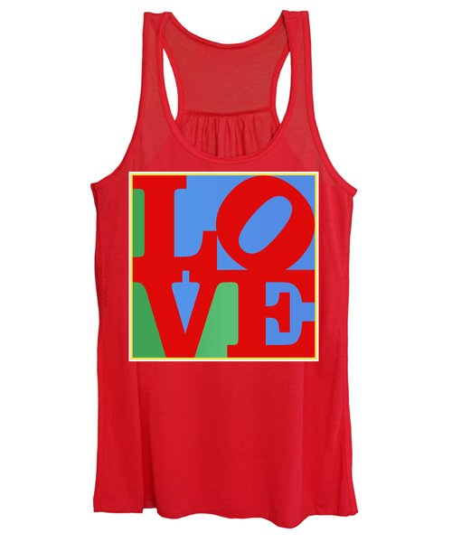Iconic Love Women's Tank Top