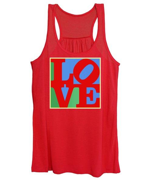 Iconic Love Women's Tank Top