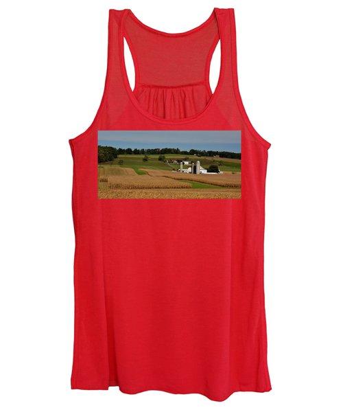 Lancaster County Farm Women's Tank Top