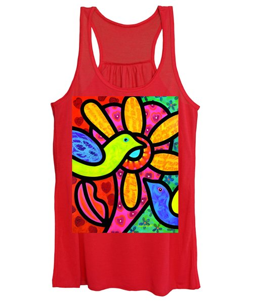 Love Birds Women's Tank Top