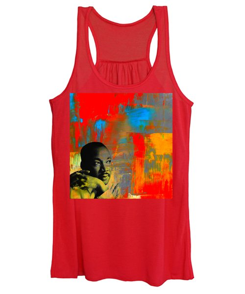 Mlk Dreams Women's Tank Top