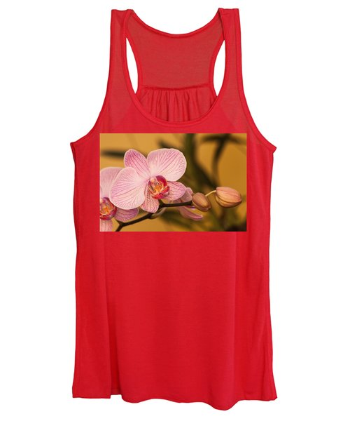 Moth Orchid Women's Tank Top