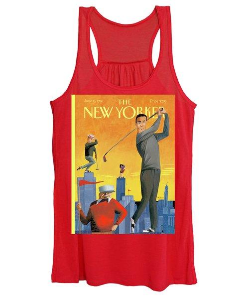 New Yorker June 10th, 1996 Women's Tank Top