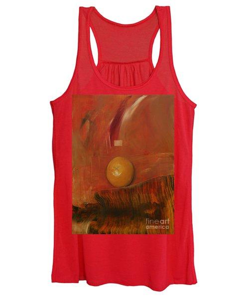 Orange Women's Tank Top