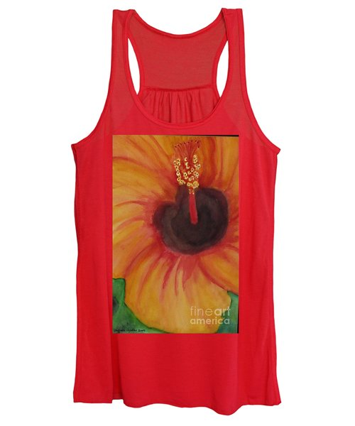 Passion Flower Women's Tank Top