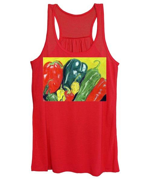 Peppers Women's Tank Top