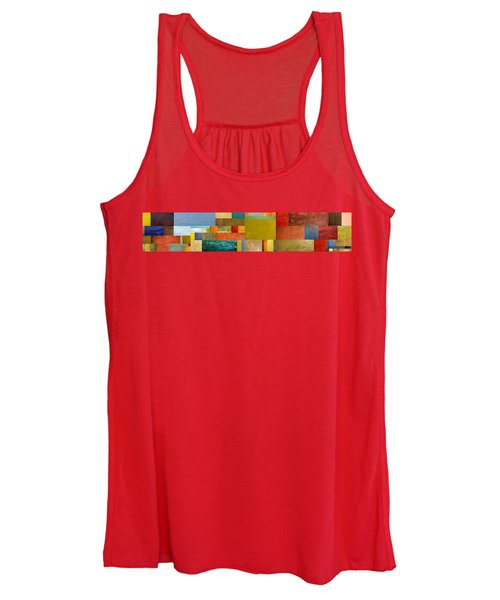 Pieces Project Lv Women's Tank Top