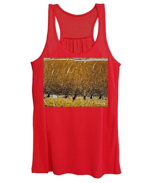 Pukinje Cells Lm Women's Tank Top