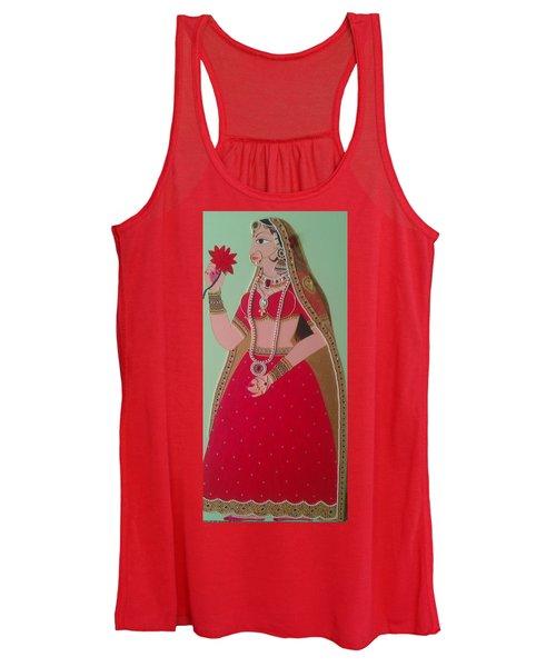 Rajput Princess Women's Tank Top