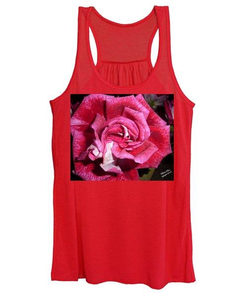 Red Beauty 2  Women's Tank Top