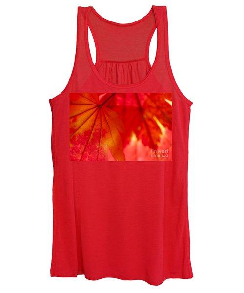 Red Hot Women's Tank Top