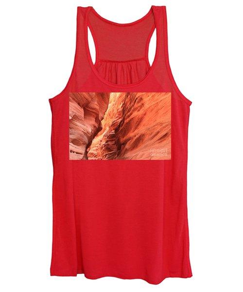 Red Rock Bend Women's Tank Top