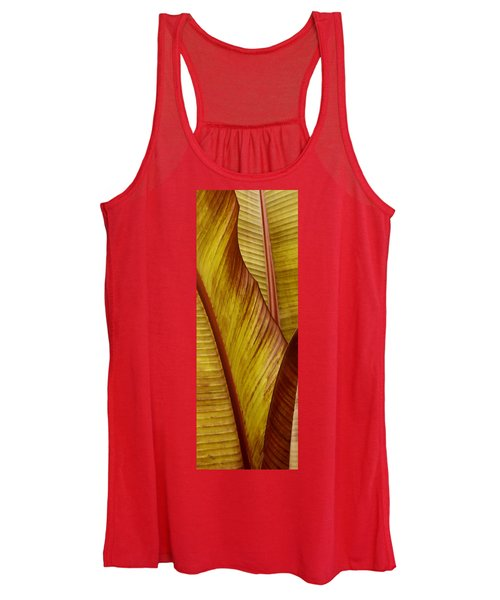 Repose - Leaf Women's Tank Top