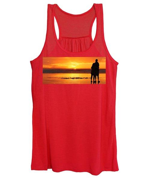 Romantic Sunset  Women's Tank Top