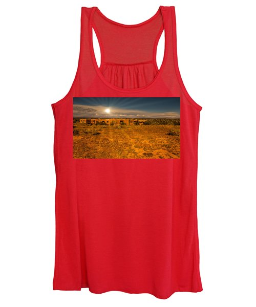 Santa Fe Landscape Women's Tank Top