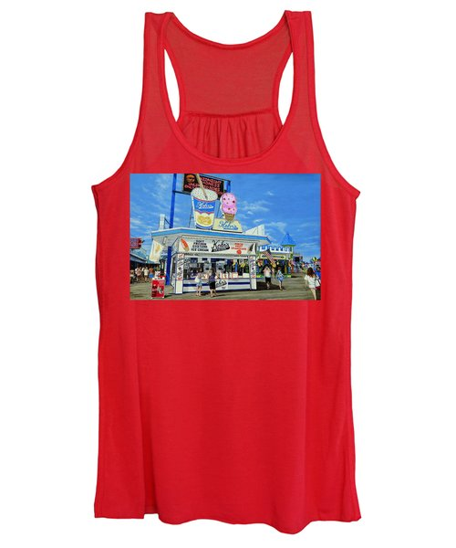 Seaside Memories Women's Tank Top