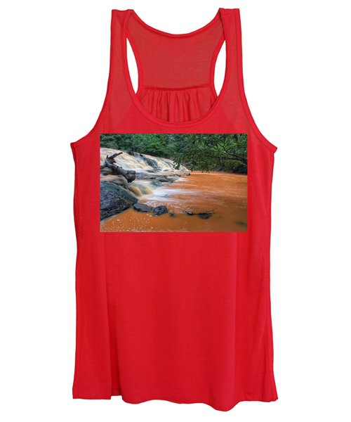 Shacktown Falls Women's Tank Top