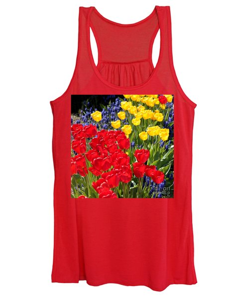 Spring Sunshine Women's Tank Top