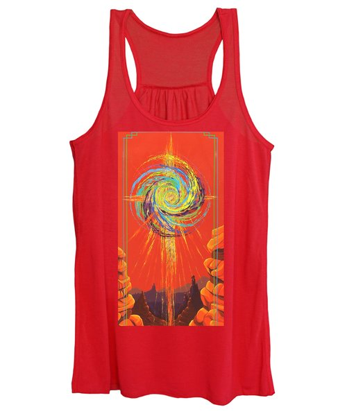 Star Of Splendor Women's Tank Top