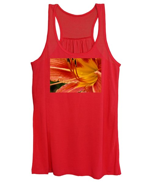 Summer Daylily Women's Tank Top