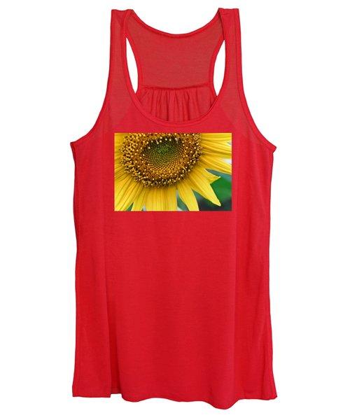 Sunflower Smiles Women's Tank Top