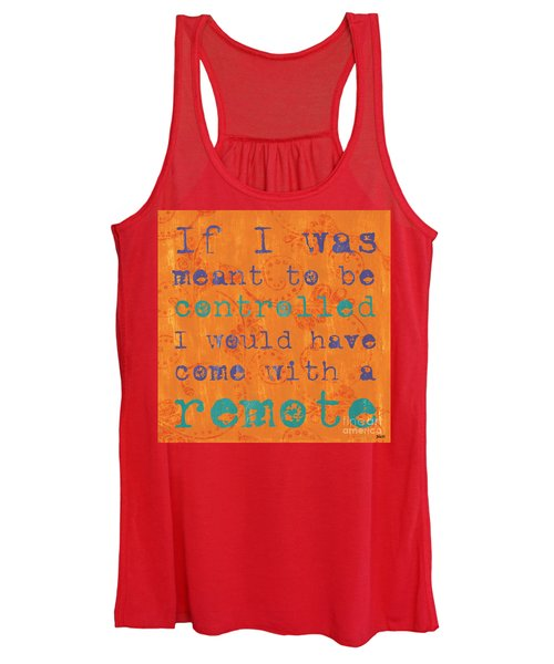 Teen Inspirational 1 Women's Tank Top